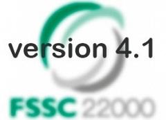 FSSC 22000 V4.1